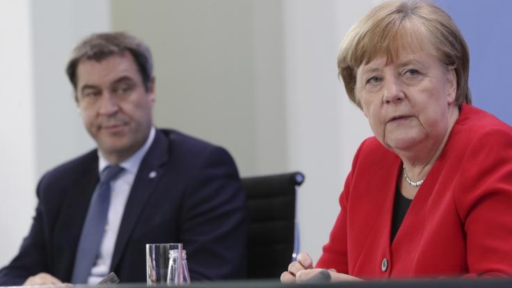 Lockerungen oder Lockdown-Fortsetzung? Angela Merkel und die Ministerpräsidenten der Länder beraten am 3. März zum weiteren Vorgehen in der Corona-Pandemie. (Foto)