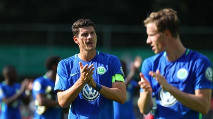 Heimspiel VfL Wolfsburg: Die aktuellen Spielergebnisse der 1. Fußball-Bundesliga bei news.de.