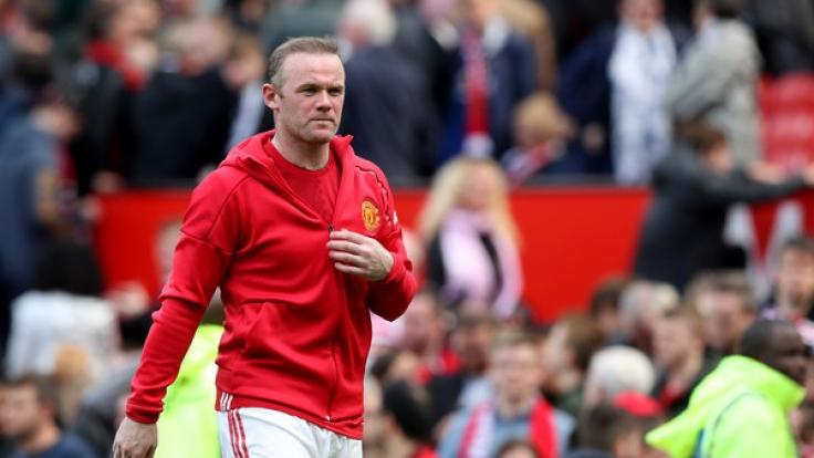 Manchester United steht mit Wayne Rooney steht im Halbfinale der Champions League gegen Celta Vigo auf den Platz. (Foto)