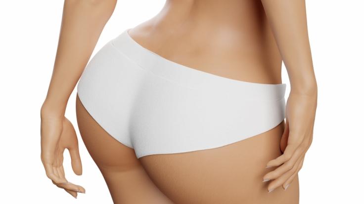 Model Demi Rose präsentiert ihre sexy Kurven. (Symbolbild) (Foto)