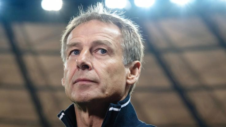 Jürgen Klinsmann trauert um seine verstorbene Mutter Maria Klinsmann. (Foto)