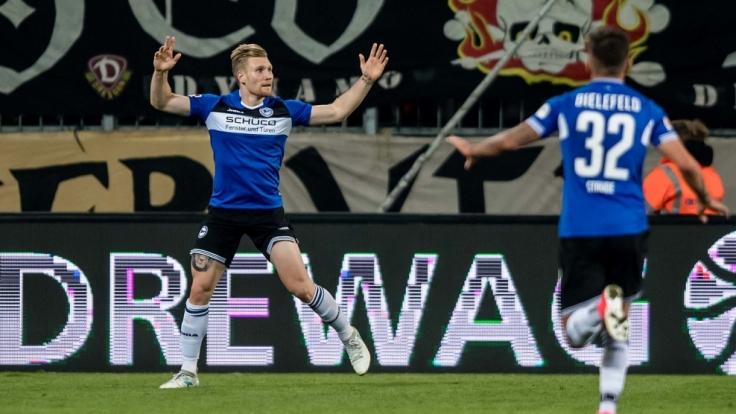 Heimspiel Arminia Bielefeld: Die aktuellen Spielergebnisse in der 2. Fußball-Bundesliga bei news.de.
