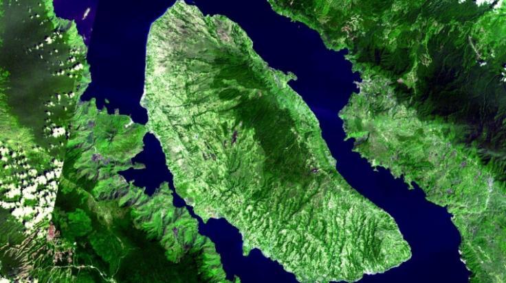 Der letzte Ausbruch des Supervulkans Toba auf Sumatra ist 75.000 Jahre her. (Foto)
