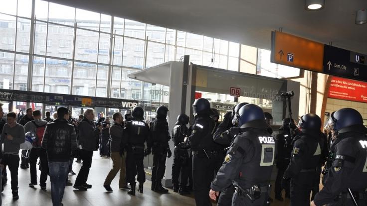 Übergriffe der Polizei werden in den seltensten Fällen bestraft (Symbolbild).