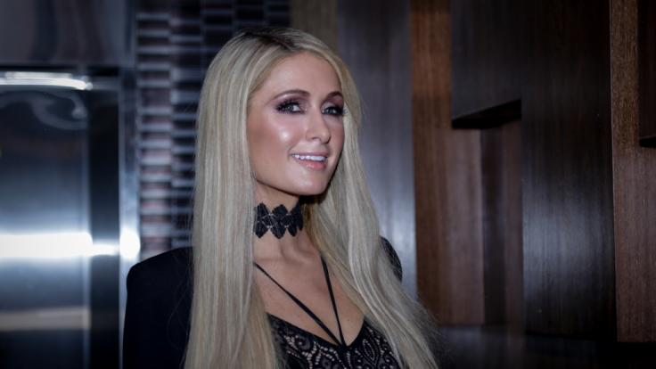 Paris Hilton heizt vor dem Valentinstag mit ihrer Musik ein. (Foto)