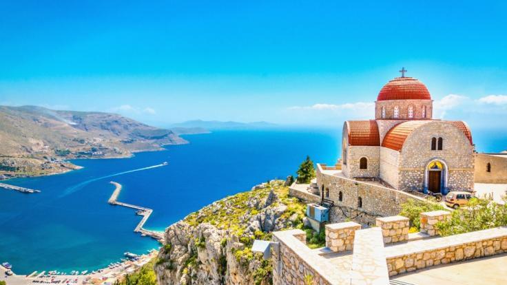 Die Urlaubsinsel Kreta wurde erneut von einem schweren Erdbeben heimgesucht. Diesmal erschütterte das Beben die Erde mit einer Stärke von 6,2 auf der Richterskala. (Foto)