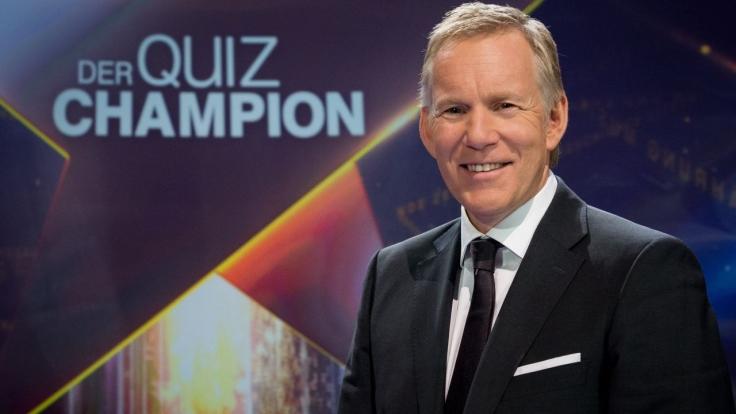 Der Quiz-Champion bei ZDF (Foto)