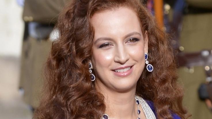 Prinzessin Lalla Salma im Jahr 2012.