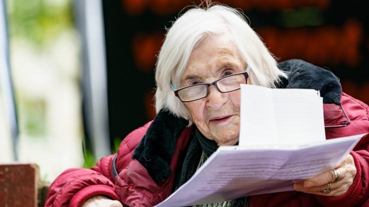Die Holocaust-Überlebende Esther Bejarano ist im Alter von 96 Jahren verstorben. (Foto)
