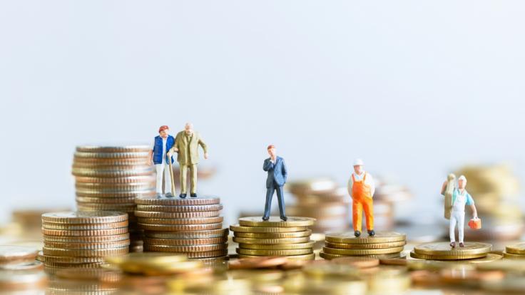 Bei welchem Stundenlohn hat man später eine gute Rente? (Foto)