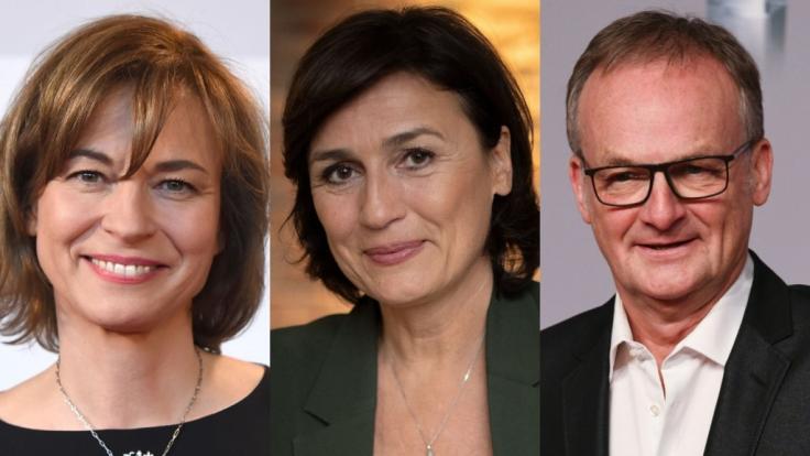 Die öffentlich-rechtlichen Polittalker Maybrit Illner, Sandra Maischberger und Frank Plasberg verabschieden sich in ihren diesjährigen Sommerurlaub.