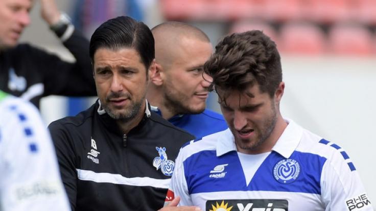 Heimspiel MSV Duisburg: Die aktuellen Spielergebnisse der 3. Fußball-Liga bei news.de.