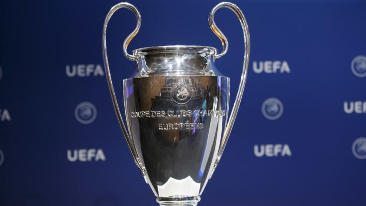 Wer schnappt sich in dieser Saison den Champions League Pokal?