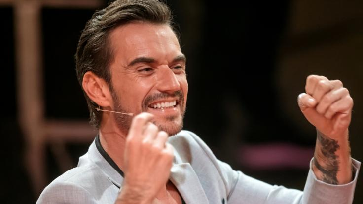Florian Silbereisen verbringt den Valentinstag auf der Bühne. (Foto)