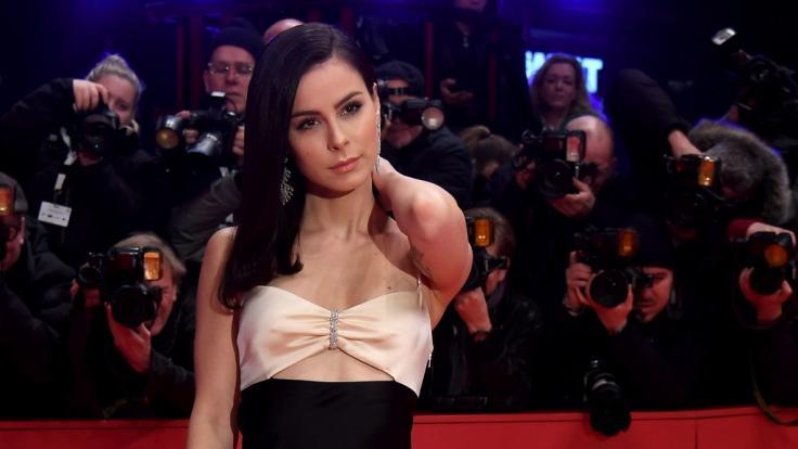 Lena Meyer-Landrut vertreibt sich die Corona-Krise mit TikTok-Videos.