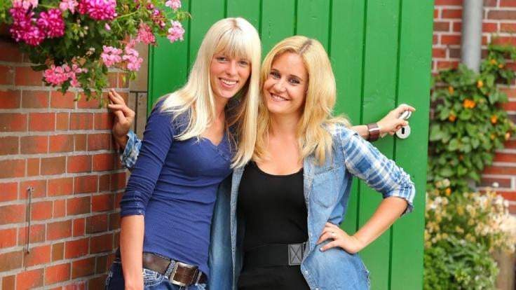 Jungbäuerin Lena und Modedesignerin Janine haben sich bei «Bauer sucht Frau» ineinander verliebt.