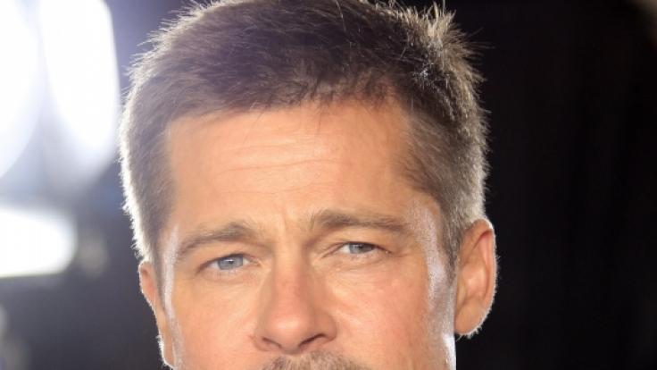 Brad Pitt schaut nach der Trennung von Angelina Jolie endlich wieder nach vorn.