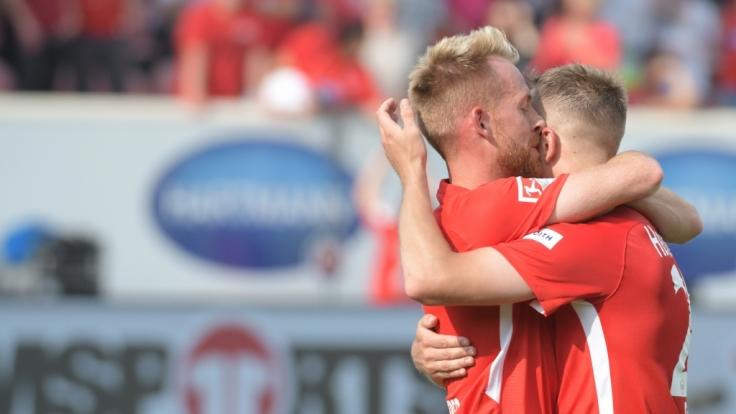Heimspiel 1. FC Heidenheim : Die aktuellen Spielergebnisse der 2. Fußball-Bundesliga bei news.de.