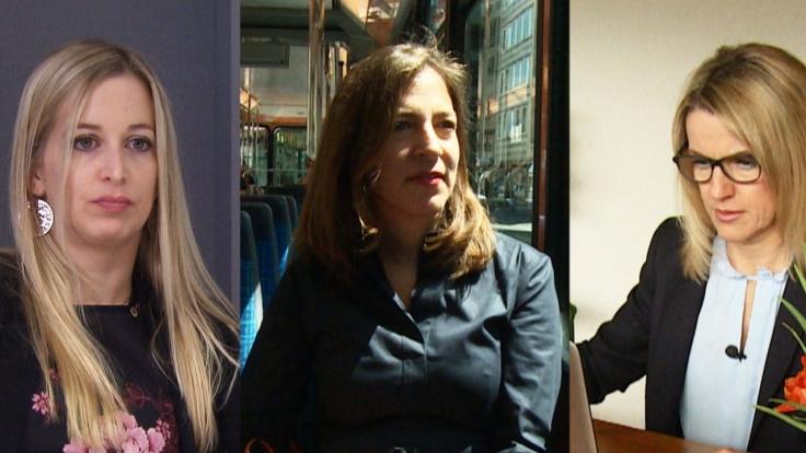Die Chefinnen - Wenn Frauen an der Macht sind bei 3sat (Foto)