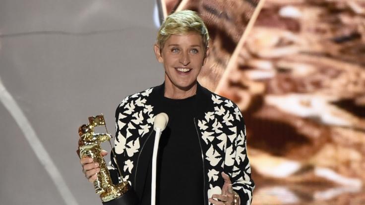 Ellen DeGeneres hat in einem Interview das Ende ihrer Talkshow angekündigt. (Foto)
