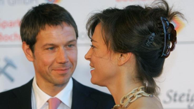 René Obermann und Maybrit Illner haben geheiratet. (Foto)
