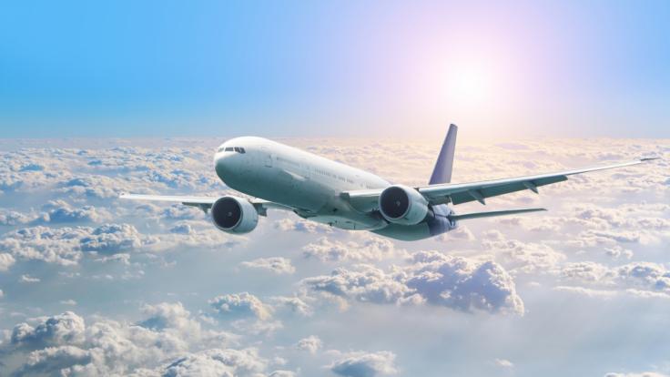 Was ist mit dem Flugzeug passiert?