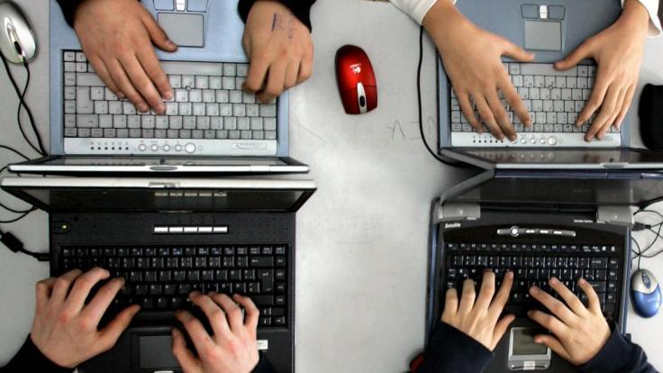 Online lernen in 2021. Quelle: dapd (Foto)