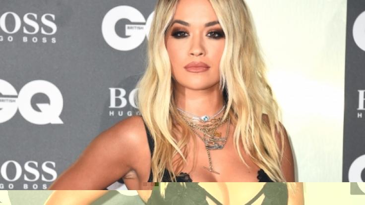 Kaum zu glauben: Rita Ora soll schon wieder Single sein.