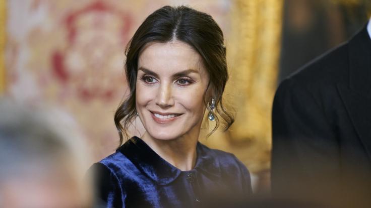 Letizia, Königin von Spanien, brachte frischen Wind ins Königshaus, als sie 2004 Felipe von Spanien heiratete.