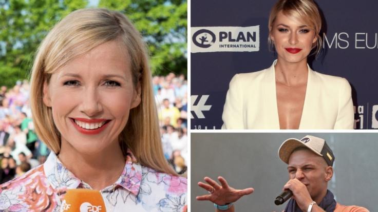 News Des Tages Andrea Kiewel Verspottet Lena Gercke Zeigt Mega