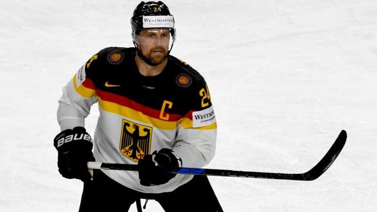 Das deutsche Eishockey-Team startet bei der WM 2018 in Dänemark. (Foto)