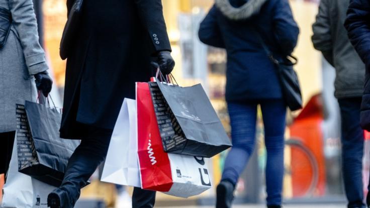 Dank verkaufsoffenem Sonntag steht dem Shoppingvergnügen am siebten Tag der Woche nichts im Wege. (Foto)