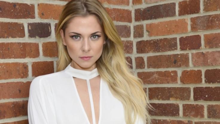 GZSZ-Star Valentina Pahde soll schon wieder Single sein. (Foto)