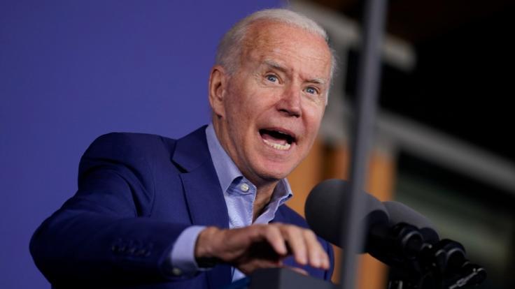 Der ehemalige Leibarzt des Weißen Hauses ist überzeugt, dass Joe Biden aufgrund gesundheitlicher Probleme zurücktreten wird. (Foto)