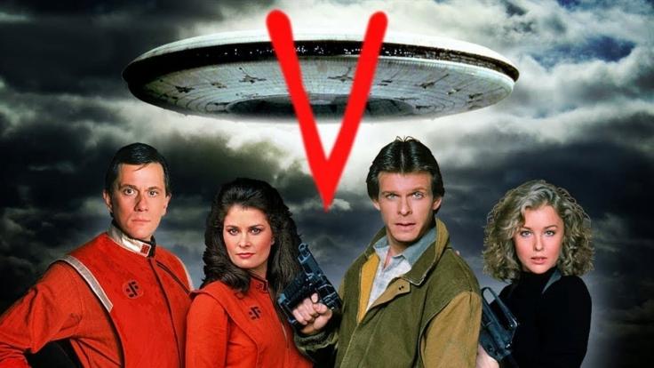V - Die außerirdischen Besucher kommen zurück bei Tele 5 (Foto)