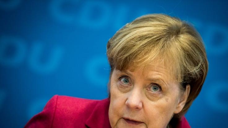 Bundeskanzlerin Angela Merkel und der Bundesregierung stehen 2018 einige politische Probleme bevor, die der Lösung bedürfen. (Foto)