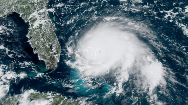 Die USA fürchten sich vor Monster-Hurrikan