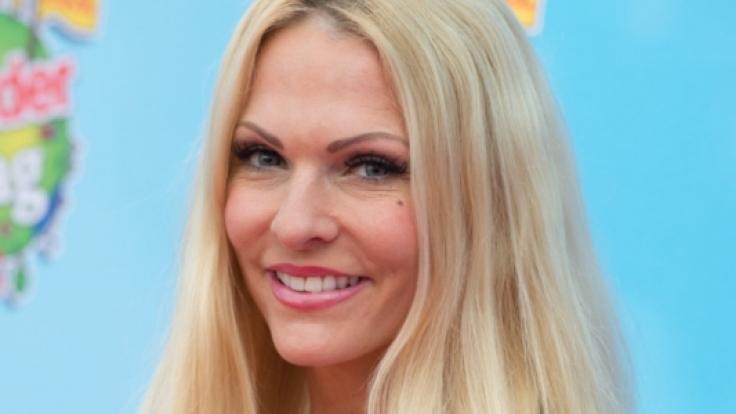 Sonya Kraus ist Moderatorin, Bestseller-Autorin und Schauspielerin. (Foto)