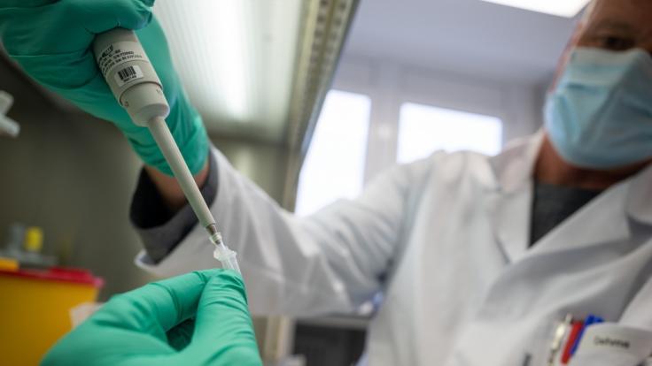 Eine neue Studie zeigt, dass die britische Corona-Mutation tödlicher ist. (Foto)