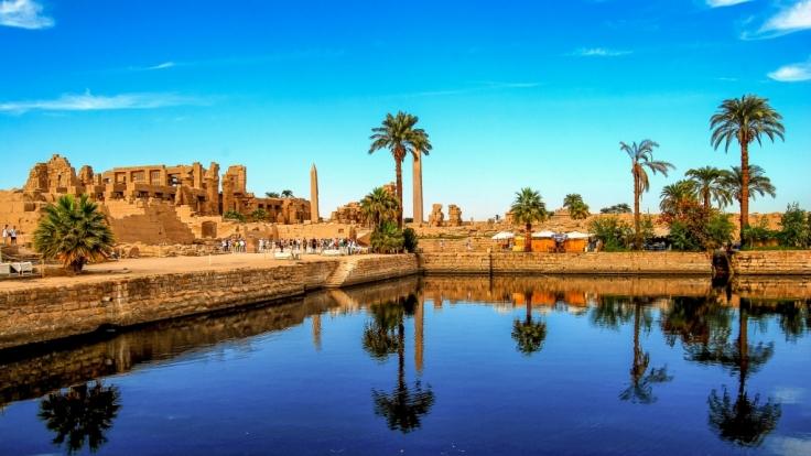 Wie sicher sind Touristen in Ägypten? (Foto)