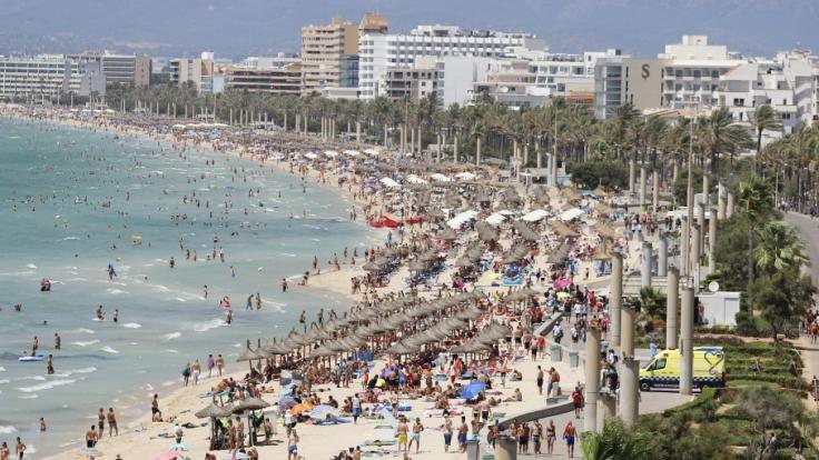Auf Mallorca wurden die verwesten Leichen zweier Deutscher gefunden (Symbolbild). (Foto)