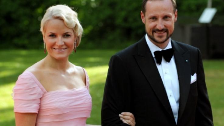 Sind Mette-Marit und Kronprinz Haakon bald pleite? (Foto)
