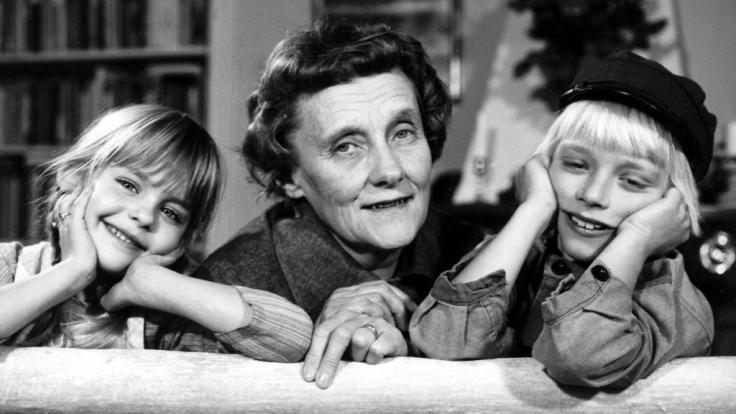 """Astrid Lindgren schuf die """"Michel""""-Bücher, Jan Ohlsson spielte im Film die Hauptrolle. (Foto)"""