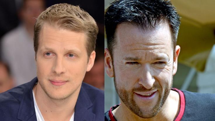 Oliver Pocher und Michael Wendler streiten sich um die Gage für ihr TV-Duell. (Foto)