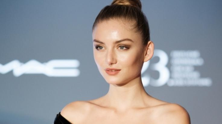 "Julia Wulf wurde durch ihre Teilnahme an ""Germany's Next Topmodel"" bekannt. (Foto)"