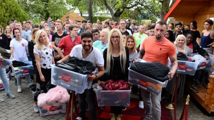 Nur einer der 100 Kandidaten wird am Ende 100.000 Euro mit nach Hause nehmen. (Foto)