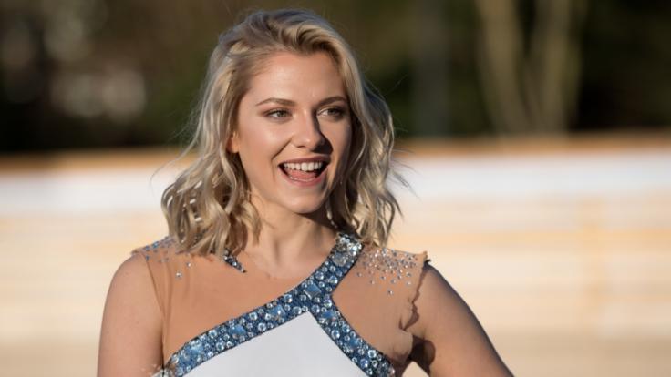 """GZSZ-Star Valentina Pahde gehört seit 2015 zum Cast von """"Gute Zeiten, schlechte Zeiten"""". (Foto)"""