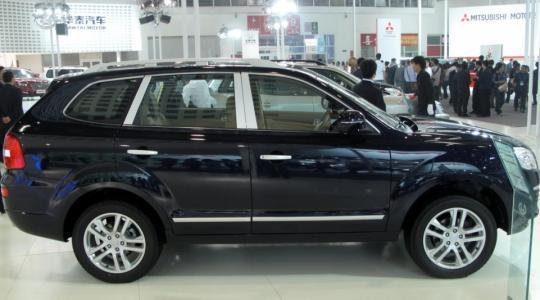 Die besten Bilder zu Plagiate auf der Peking Motorshow: Doppelt hält besser (Foto)