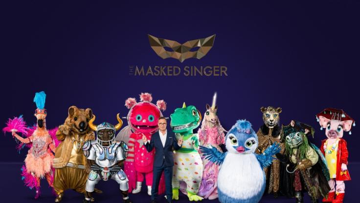 The Masked Singer 2021 Eichhörnchen