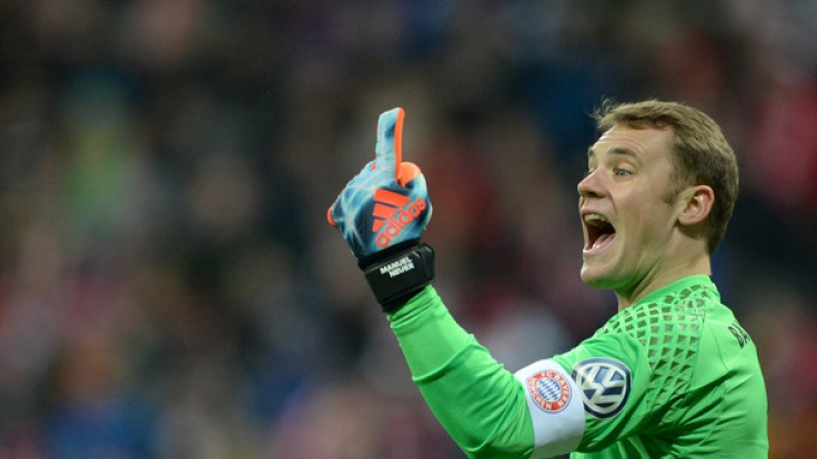 Manuel Neuer ist Kapitän der Bayern. Die müssen am 2. Spieltag gegen Bremen ran. (Foto)
